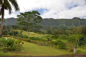 Luana Hills (now the Royal Hawaiian) golf course Oahu