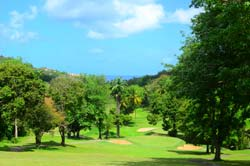 Sandals Saint Lucia La Toc golf course