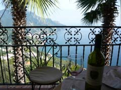 Lunch in Ravello